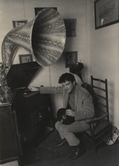 Sir Peter Maxwell Davies, by Lewis Morley - NPG P512(7)