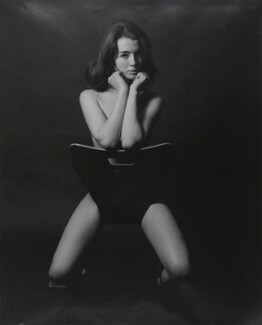 Christine Keeler, by Lewis Morley - NPG P512(13)