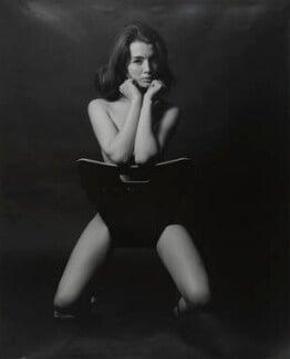Christine Keeler, by Lewis Morley, 1963 - NPG  - © Lewis Morley Archive