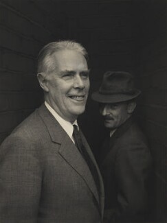 Anthony Powell; Riccardo Aragno, by Lewis Morley - NPG P512(19)