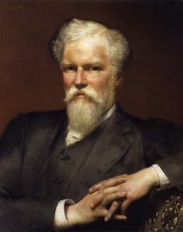 Alfred Waterhouse, by Sir Lawrence Alma-Tadema - NPG 6213