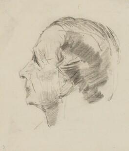 Unknown man, by Sydney Prior Hall - NPG 2267