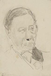 Unknown man, by Sydney Prior Hall - NPG 2270