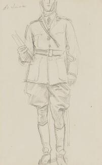 Unknown man, by John Singer Sargent - NPG 2908(16)
