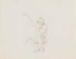 Seated man, attributed to John Partridge - NPG 3944(39)