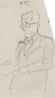 Jack Tanner, by Sir David Low - NPG 4529(358b)