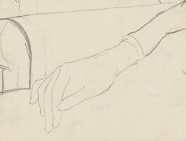 Frederick Delius, by Ernest Procter - NPG 4975(3)