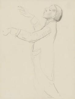 Sir Thomas Beecham, 2nd Bt, by Ernest Procter, 1929 - NPG 4975(10) - © National Portrait Gallery, London