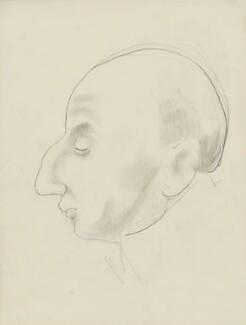 Sir Landon Ronald, by Ernest Procter - NPG 4975(12)