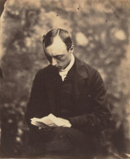 Unknown man, by Lewis Carroll - NPG P7(24)