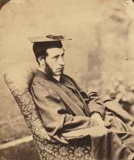 Unknown man, by Lewis Carroll - NPG P7(27)