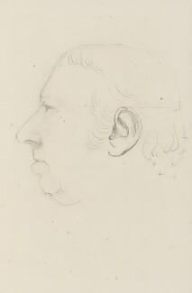 Unknown man, formerly known as Sir Joseph Banks, Bt, by Sir Francis Leggatt Chantrey - NPG 316a(172)