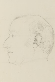 Sir Edward Codrington, by Sir Francis Leggatt Chantrey - NPG 316a(161)