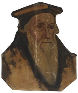 Unknown divine, by Unknown artist - NPG 2824