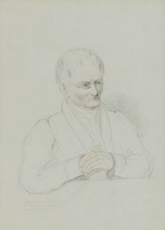 John Dalton, by William Brockedon - NPG 2515(66)