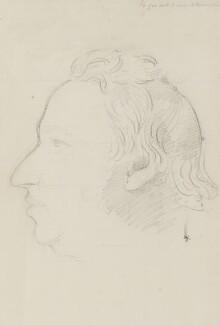 John Fuller, by Sir Francis Leggatt Chantrey - NPG 316a(190)
