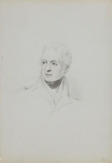 John Fuller, by William Brockedon - NPG 2515(54)