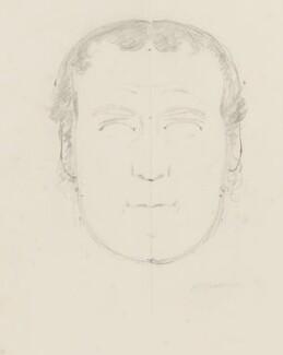 Edward Johnstone, by Sir Francis Leggatt Chantrey - NPG 316a(165a)