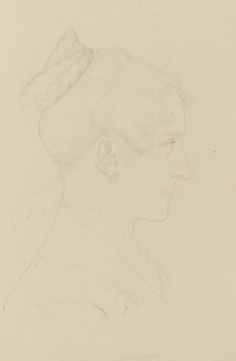 Queen Adelaide (Princess Adelaide of Saxe-Meiningen), by Sir Francis Leggatt Chantrey - NPG 316a(154)