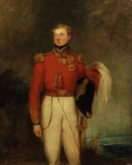 Sir James Macdonell, by William Salter - NPG 3735