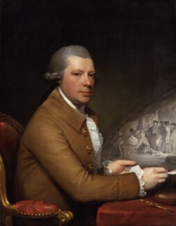 John Hall, by Gilbert Stuart - NPG 693