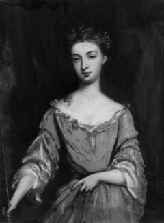 Frances, Lady Middleton, after Sir Godfrey Kneller, Bt - NPG 1761a