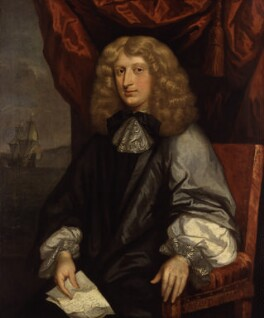 Unknown man, formerly known as Richard Graham, Viscount Preston, by Unknown artist - NPG 1420