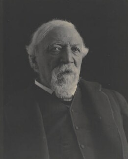 Robert Browning, by Eveleen Myers (née Tennant) - NPG P147