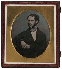 Frederick William Robertson, by William Edward Kilburn - NPG P1