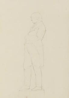 John Dalton, by Sir Francis Leggatt Chantrey, 1834 - NPG 316a(197) - © National Portrait Gallery, London