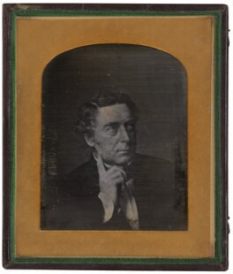 Robert Stephenson, by Unknown photographer, circa 1851 - NPG  - © National Portrait Gallery, London