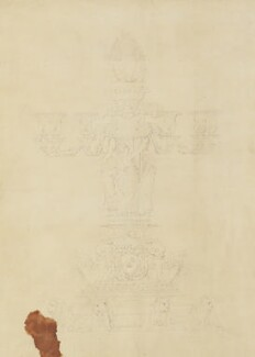 Candelabrum, by Sir Francis Leggatt Chantrey - NPG 316a(202)