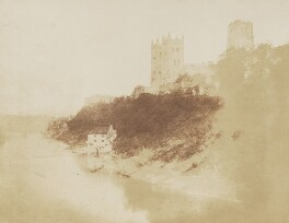 Durham Cathedral, by David Octavius Hill, and  Robert Adamson - NPG P6(257)