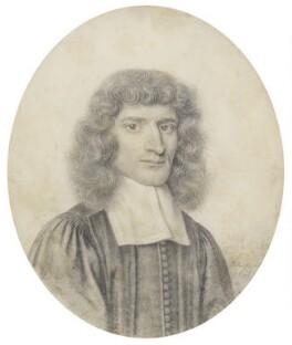 Isaac Barrow, by David Loggan, 1676 - NPG 1876 - © National Portrait Gallery, London