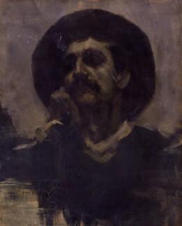 Henry Moore, by Henry Moore - NPG 2429