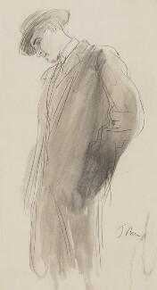 W.B. Yeats, by Augustus John - NPG 4105