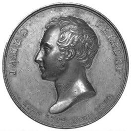 James Prinsep, by William Wyon - NPG 4277