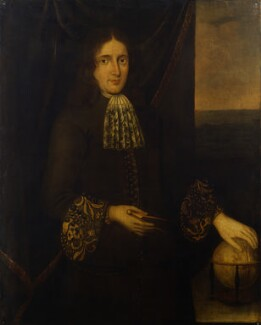 Unknown man, formerly known as Sir Isaac Newton, by Unknown artist - NPG 1570