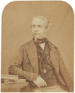 George Hamilton Seymour, by Herbert Watkins - NPG P301(1)