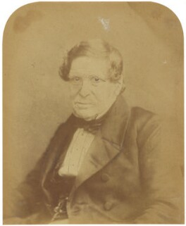 John Singleton Copley, Baron Lyndhurst, by (George) Herbert Watkins, 8 April 1857 - NPG P301(4) - © National Portrait Gallery, London
