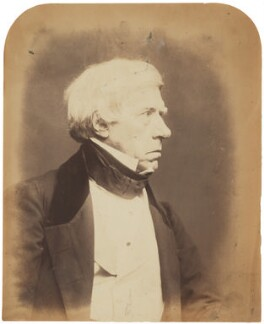 Henry Brougham, 1st Baron Brougham and Vaux, by (George) Herbert Watkins, 7 March 1857 - NPG P301(5) - © National Portrait Gallery, London