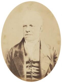 Henry Petty-Fitzmaurice, 3rd Marquess of Lansdowne, by (George) Herbert Watkins, late 1850s - NPG P301(12) - © National Portrait Gallery, London