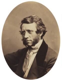 Henry Brittan Willis, by Herbert Watkins - NPG P301(40)