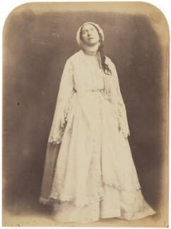Adelaide Ristori, by Herbert Watkins - NPG P301(50)