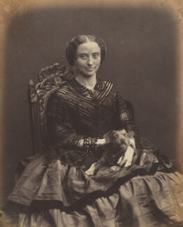 Madame Céleste (Céline Céleste), by Herbert Watkins - NPG P301(56)