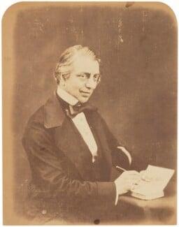 John Orlando Parry, by Herbert Watkins - NPG P301(58)