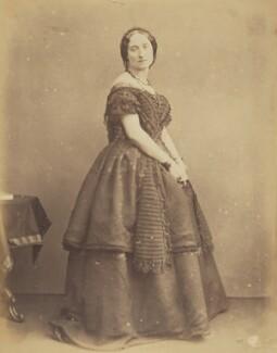 Adelaide Ristori, by Herbert Watkins - NPG P301(66)