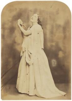 Adelaide Ristori, by Herbert Watkins - NPG P301(67)