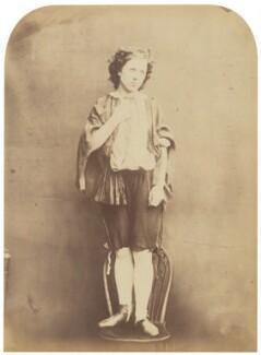 Marie Effie (née Wilton), Lady Bancroft, by Herbert Watkins - NPG P301(69)