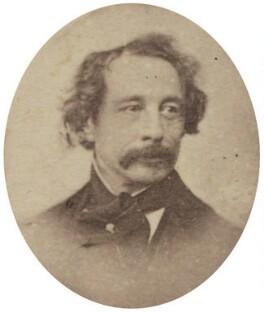 Charles Dickens, by Herbert Watkins - NPG P301(102b)